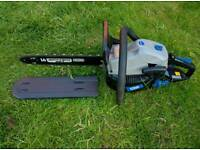 MacAlister petrol chainsaw