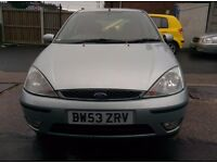 FORD FOCUS 1.6 NICE AND CLEAN LONG MOT