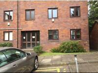 2 bedroom ground floor flat Glasgow City Centre