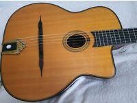 Gitane DG-255 Gypsy Jazz Guitar