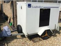 Loadtrekker Box Trailer