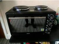 Ambiano mini oven with hob