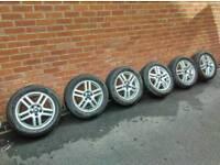 Alloy wheels, alloys ford, Focus, c-max, s-max, 5x108 mondeo, jaguar