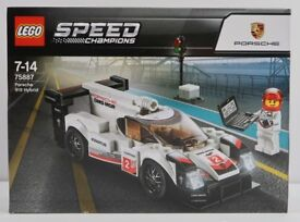 LEGO Speed Champions Porsche 919 Hybrid - Brand New