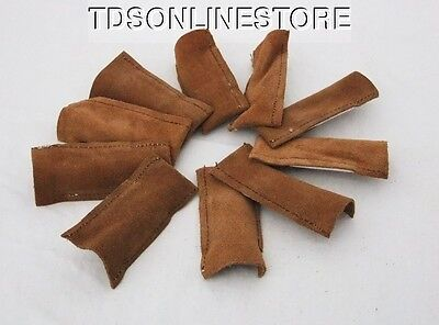 Leather Package - Leather Finger Guards Package of 10