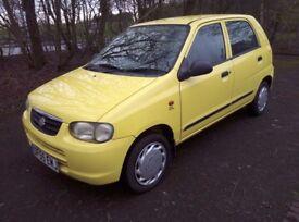 2006 Suzuki Alto 1.1 Automatic Lots of MOT