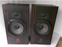 Wharfedale Delta 5 Hi-Fi Stereo Loudspeakers