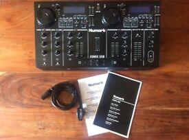 Numark CDmixUSB - CDJ / Mixer for sale