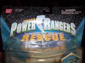 GREEN RESCUE POWER RANGER