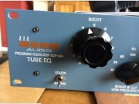 Warm Audio EQP-WA Pultec mono program EQ