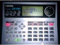 Boss - DR-880 - Dr. Rhythm - Drumcomputer