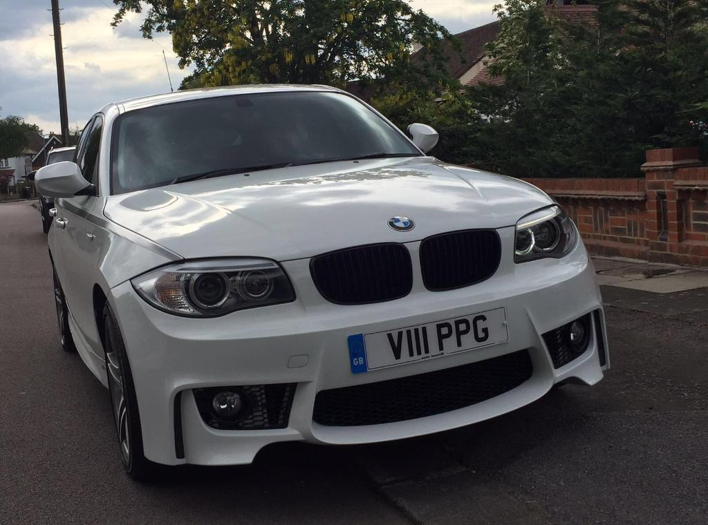 bmw 1 series e87 hatchback 5 doors m sport performance in barking london gumtree. Black Bedroom Furniture Sets. Home Design Ideas