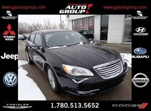 2012 Chrysler 200 Touring | LOW KMS | Heated Seats