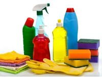 Cleaners wanted for our company