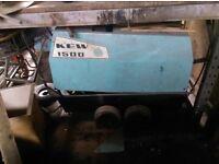 Kew 1500 industrial pressure washer