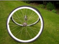 Bicycle wheels: 2 x 700c