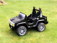 Kids Battery Powered Jeep