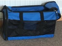 Cat carrier cat arch & warm bed