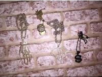 Gangster bling - novelty Jewelry