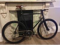 Cinelli - custom build Fixie - never ridden