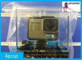 NEW SEALED GoPro Hero 6 (SIX) Black 4k Latest Go Pro Cam Camcorder - Genuine UK STOCK