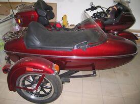 Harley Davidson Sidecar for Sale