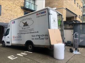 Removals Service Man & Van Transport Service London - UK . ILFORD-BARKING-ROMFORD-
