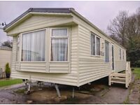 3 Bedroom 2009 Willerby Salisbury Static Caravan For Sale. Hoburne Cotswold. Includes 2017 Site Fees