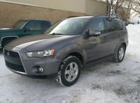 2010 Mitsubishi Outlander LS 4WD 7 Passagers