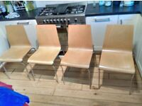 4 dining rooms / kitchen PRIMO chairs