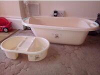 Baby bath & wash bowl