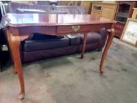 Reproduction hall table