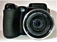 Fuji Finepix S5700 Digital Camera
