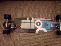 Electric Longboard Boosted Board KooWheel Skateboard Enertion 30Mph