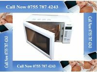 Microwave Large 27 litre capacity, ideal for families,