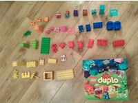 Lego Duplo 10618 Creative Building Box. Full set with extras.