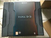 Halo 5 Guardians collectors edition, new and sealed, Xbox one, Microsoft