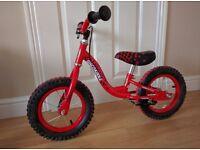 """12"""" Balance Bike - Hardly used"""