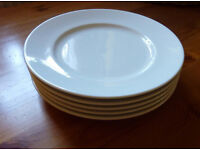 Williams-Sonoma dinner plates and soup plates