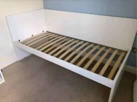 Ikea Flaxxa bed frame - single