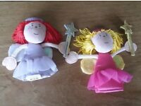 Jellycat Fairy Finger Puppets ON HOLD