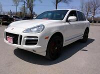2008 Porsche Cayenne TURBO LEATHER LOADED NAV PANORAMIC MOONROOF