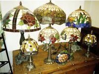various tiffany style lamp
