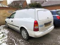 Vauxhall Astra van 2006 122k miles