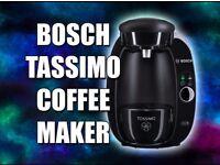 Bosch Tassimo (pod) maker