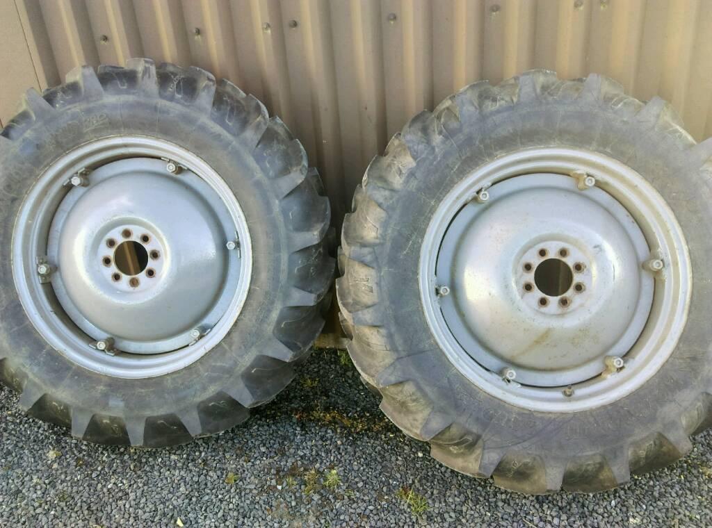 New Brighton Ford >> Massey Ferguson wheels/tyres | in Oswestry, Shropshire | Gumtree
