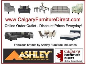 Fabulous Brands by Ashley Furniture Industries.  Discount Prices Everyday!