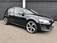 2014 VOLKSWAGEN GOLF 1.6 TDI 105 BLUEMOTION S TECHNOLOGY NOT POLO LEON IBIZA ASTRA FOCUS AUDI A3 A4