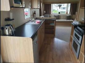3 bed 2 bath Caravan in Scarborough