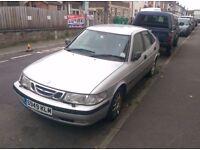 Saab 9-3 1998 Gearbox Gone